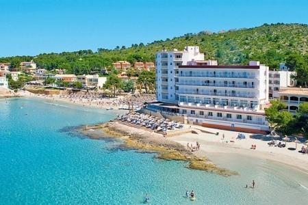 Hotel Universal Aquamarin, Španělsko, Mallorca