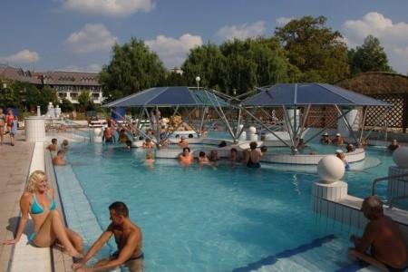 Hunguest Hotel Flóra, Maďarsko, Termální Lázně