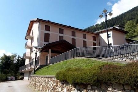 Casa Alpina P. Pavoniani - v dubnu