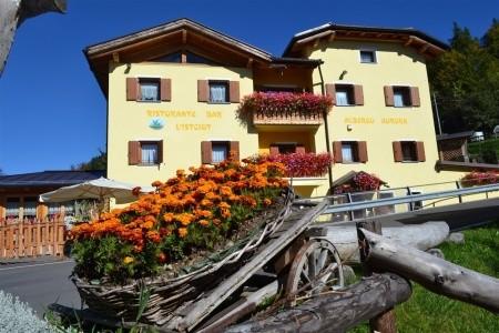 Hotel Aurora E Garni Wellness Anderle - Last Minute a dovolená