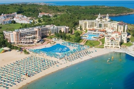 Djuni Royal Resort - Marina Royal Palace Junior Suite