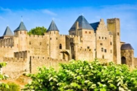 Město Carcassonne - dokonalý středověký klenot