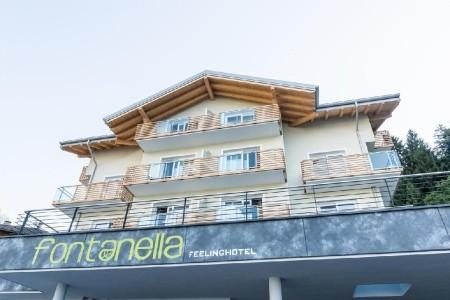 Hotel Fontanella *** - Last Minute a dovolená