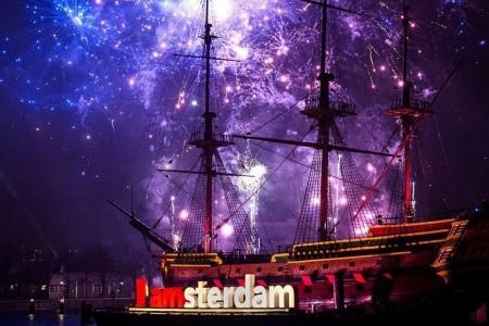 Romantický Silvestr v Holandsku Snídaně