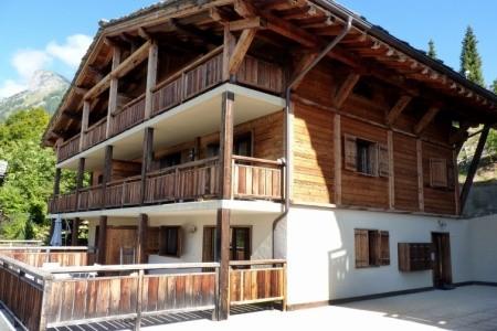 Les Chalets De Marie A No 21 - Švýcarsko - dovolená