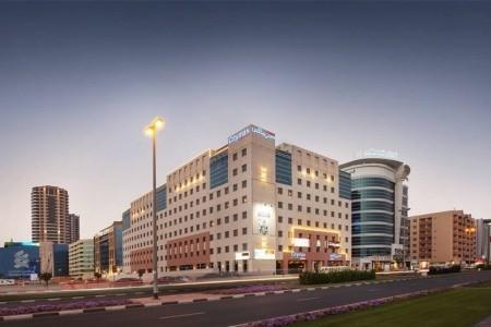 Citymax Bur Dubai + Vstup Do Zábavního Parku, Spojené arabské emiráty, Dubai