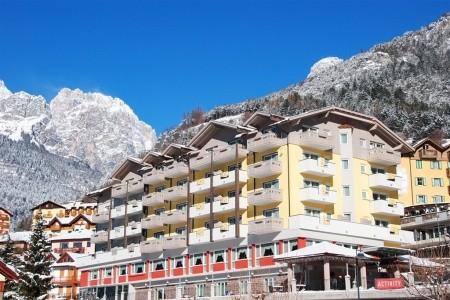 Alpenresort Belvedere Spa - Gourmet - Dolomiti - jarní dovolená