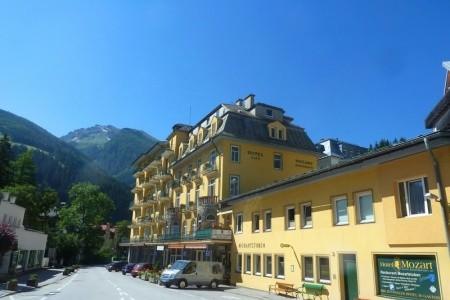 Hotel Mozart, Bad Gastein - v říjnu