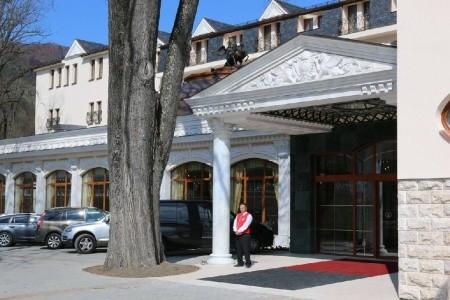 Hotel Aphrodite Palace, Slovensko, Rajecké Teplice