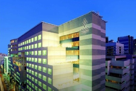 Jood Palace Hotel Dubai, Smartline Bin Majid Beach Resort, Spojené arabské emiráty, Dubai