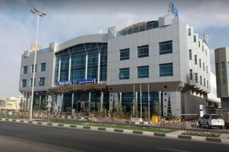 Ewan Hotel Sharjah - letecky z prahy