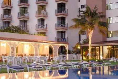 Dorisol Mimosa Hotel - v dubnu