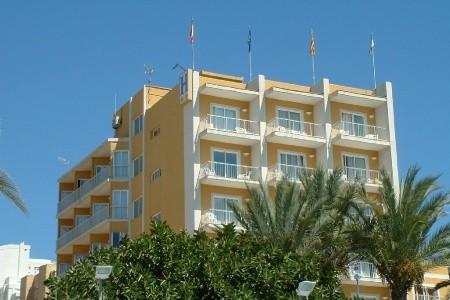 Hotel Porto Calpe - Last Minute a dovolená