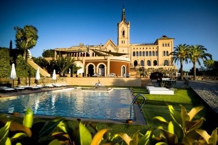 Hotel Sant Pere Del Bosc - letecky z vídně