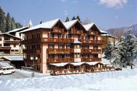 Hotel Monte Giner - v lednu