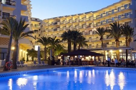 Hotel Cap Negret - v lednu