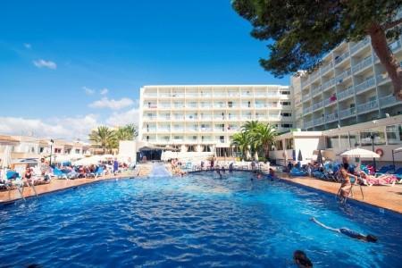 Hotel Coral Beach - v říjnu