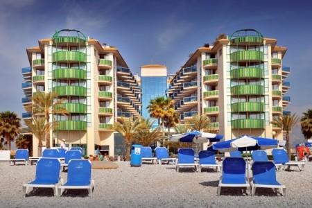 Hotel Kaktus Albir - luxusní hotely
