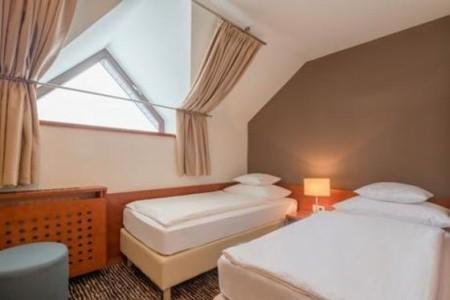 Best Western Hotel Kranjska Gora - ubytování