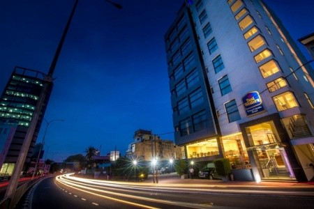 Best Western Elyon - super last minute