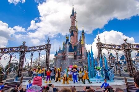 Pohádkový zájezd do Paříže a Disneylandu - Eiffelova věž, mo - v červenci