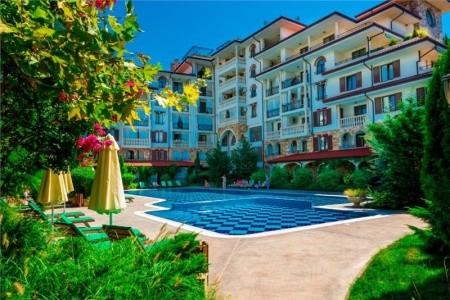 Esteban Apartcomplex - apartmány u moře