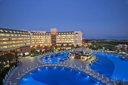 Amelia Beach Resort Hotel, Turecko, Side