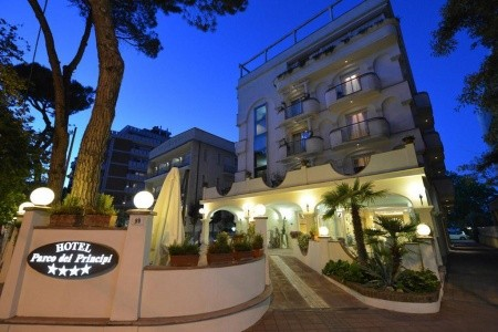 Hotel Parco Dei Principi - snídaně
