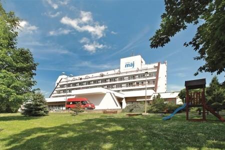 Hotel Máj - v září