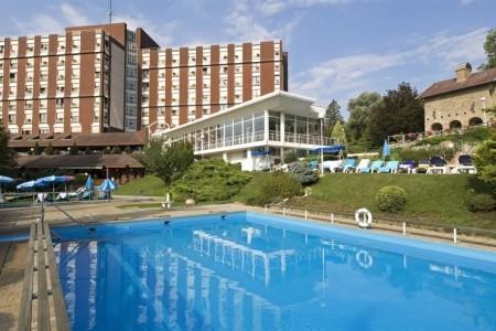 Hotel Danubius Health Spa Resort Aqua - v srpnu