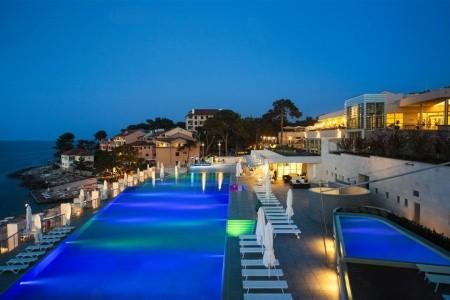Hotel Vitality Punta - letní dovolená u moře