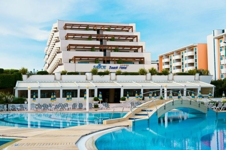 Savoy Beach Hotel &thermal Spa - hotely