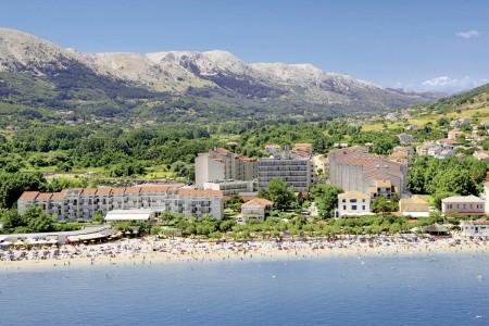 Corinthia Baska Sunny Hotel By Valamar - plná penze