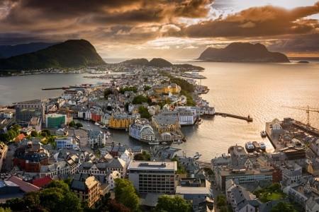 To nejlepší ze západního Norska + BERGEN + OSLO (l - hotel
