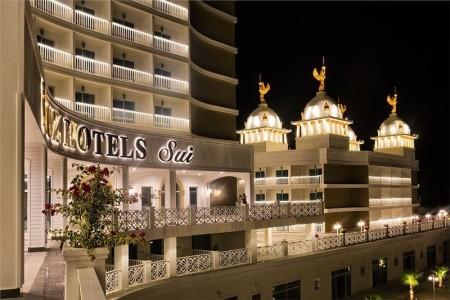Öz Hotels Sui Resort Hotel