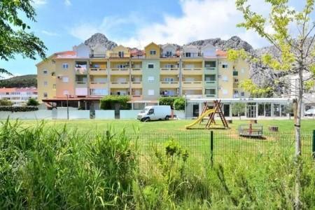 Apartmány Banovic - Omiš - levně - Chorvatsko