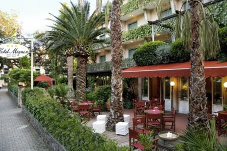 Hotel Mignon S Bazénem - Itálie  - hotely