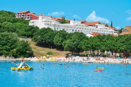 Duga Uvala Hotel, Chorvatsko, Istrie