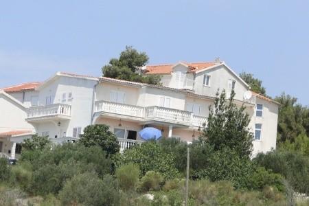 Apartmány 1657-49 - apartmány u moře