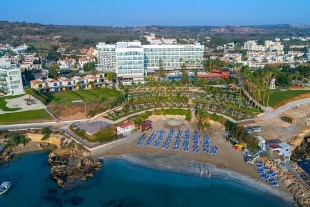 Cavo Maris Beach Hotel, Kypr, Protaras