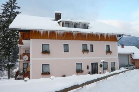 Penzion Alpenrose - Zima
