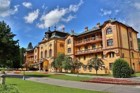 Bardejovské Kúpele - plná penze