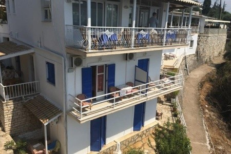 Karyatides Apartments - ubytování v soukromí