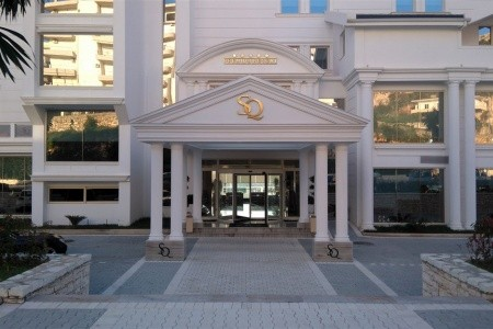 Santa Quaranta Premium Resort Snídaně