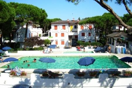 Residence Sporting (Dodavatel 3) - Rosolina Mare, Itálie, Veneto (Benátská riviéra)