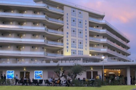 Aparthotel Elena Club Resort - Last Minute a dovolená