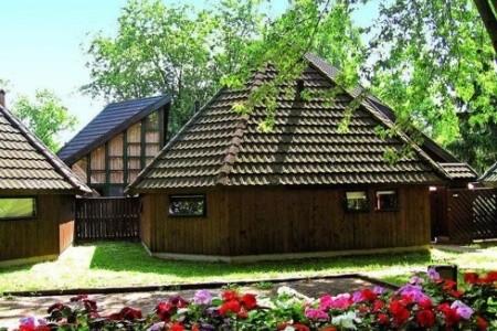 Club Tihany - Bungalovy - levně