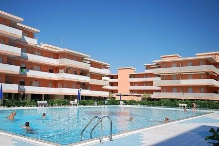 Residence Valbella S Bazénem, Itálie, Bibione