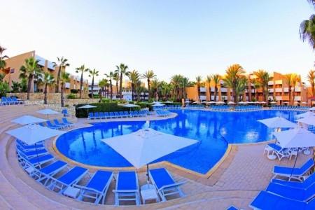 Hotel Labranda Les Dunes D'or - Maroko v září