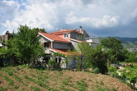 Apartmány 1355-2006 - Omiš - Chorvatsko